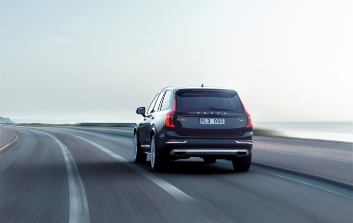 The all-new Volvo XC90