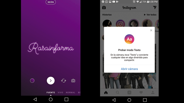 Está disponible para iOS y Android (Foto: especial)